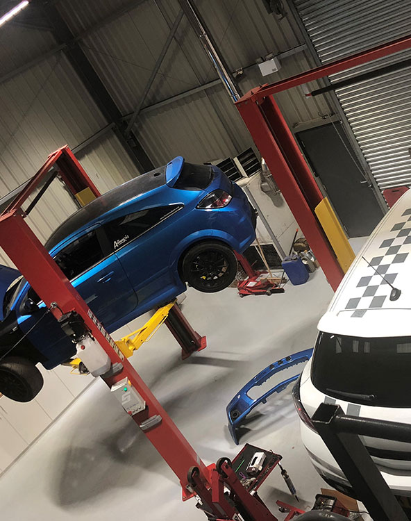 Servicing quote with Autoworks Services Swindon