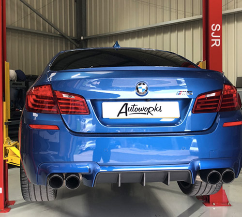 BMW Servicing in Swindon